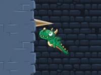 Флеш игра Прыжки дракона