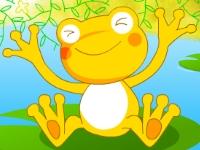 Флеш игра Прыжки лягушки