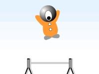 Флеш игра Прыжки на батуте
