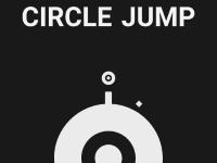 Флеш игра Прыжки на круге