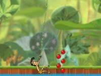 Флеш игра Прыжки на лианах