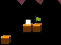 Флеш игра Прыжки пикселя