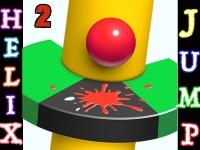 Флеш игра Прыжки по спирали 2: Расширенная версия