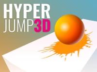 Флеш игра Прыжки по спирали 3D