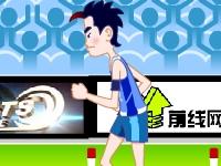 Флеш игра Прыжки в длину с разбега