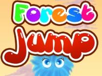 Флеш игра Прыжки в лесу
