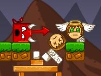 Флеш игра Прыжок дьявола 2