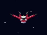 Флеш игра Прыжок из космоса