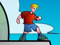 Флеш игра Прыжок в лодку