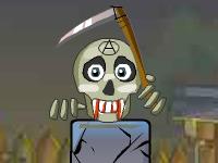 Флеш игра Пушка против монстров: Дополнительные уровни