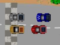 Флеш игра Пустынная гонка