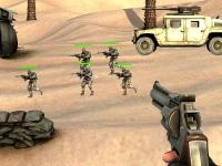 Флеш игра Пустынная оборона 3
