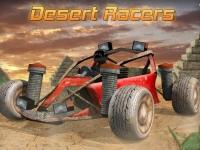 Флеш игра Пустынные гонщики