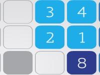 Флеш игра Путь между числами
