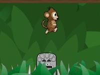 Флеш игра Путь обезьянки