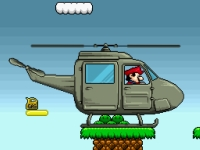 Флеш игра Путешествие Марио
