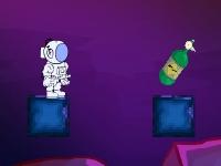 Флеш игра Путешествие космонавта 3