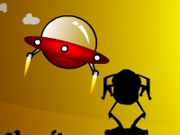Флеш игра Путешествие по чужой планете