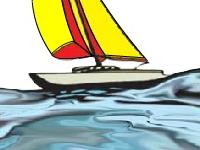 Флеш игра Путешествие под парусами