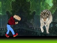 Флеш игра Путешествие пса Бони