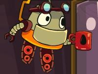 Флеш игра Путешествие робота