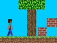 Флеш игра Путешествие в Майнкрафт