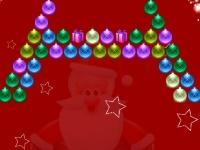 Флеш игра Пузыри на Новый Год