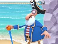 Флеш игра Пузыри пирата Арчибальда