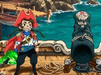 Флеш игра Пузыри пиратов 3