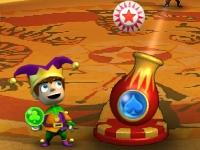 Флеш игра Пузыри в цирке