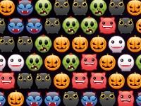 Флеш игра Пузыри в стиле Хэллоуина