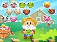 Флеш игра Пузырьковая ферма