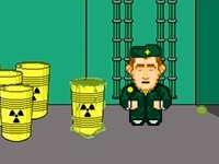 Флеш игра Радиоактивный шар