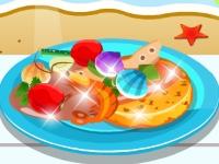 Флеш игра Рагу из морепродуктов