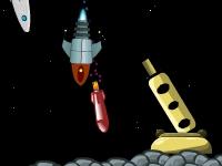 Флеш игра Ракетная атака