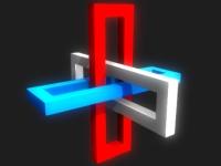 Флеш игра Расцепление: 3D пазл
