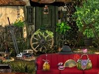Флеш игра Распродажа во дворе гномов