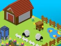 Флеш игра Растущая ферма
