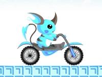 Флеш игра Райчу воздушный гонщик