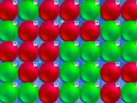 Флеш игра Разбей рождественские игрушки