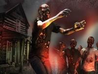 Флеш игра Разборки с зомби