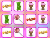 Флеш игра Разноцветные конфеты в ряд
