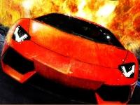Флеш игра Разрушитель машин