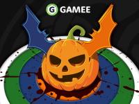 Флеш игра Развлечение с бэтарангом на Хэллоуин