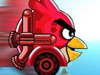 Флеш игра Реактивная злая птица 2