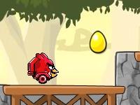 Флеш игра Реактивная злая птица