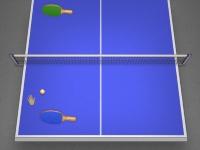 Флеш игра Реалистичный настольный теннис