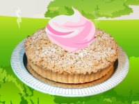Флеш игра Рецепт абрикосового торта