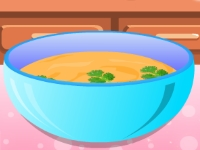 Флеш игра Рецепт индийского супа