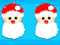 Флеш игра Рецепт печенья от Деда Мороза